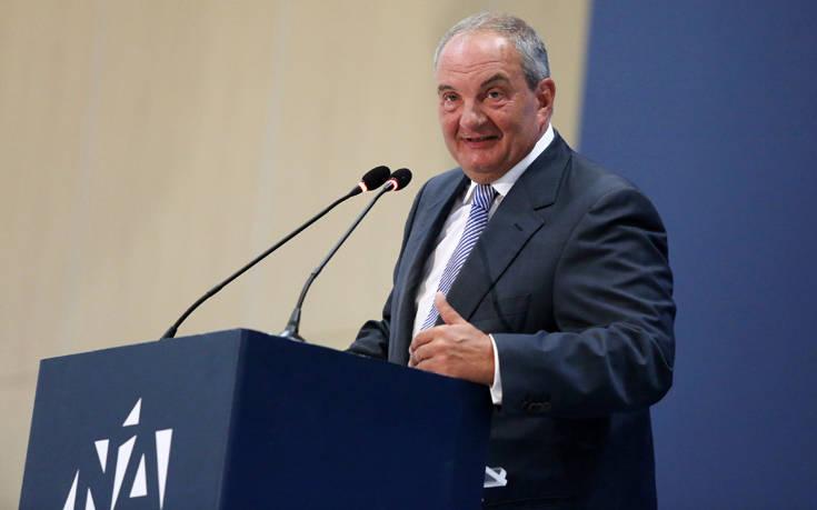 Κώστας Καραμανλής: «Μπορεί να βρισκόμαστε ενώπιον Εθνικής κρίσης»
