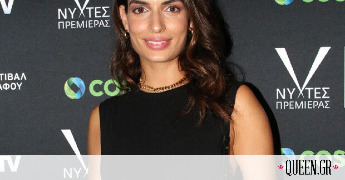 Copy the Look: Η Τόνια Σωτηροπούλου φόρεσε το πιο κομψό total black σύνολο