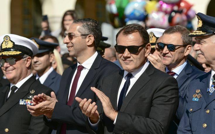 Παναγιωτόπουλος: Οι ελληνικές Ένοπλες Δυνάμεις είναι ισχυρές, είναι ετοιμοπόλεμες