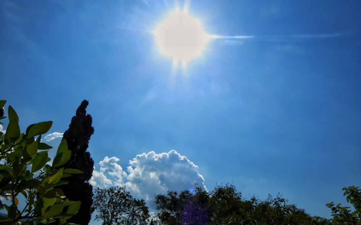 Μέσα Οκτωβρίου με 31 βαθμούς, καλοκαιρινός καιρός και στην Αθήνα