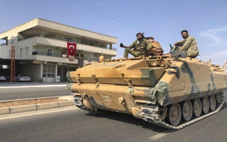 «Οι ΗΠΑ δεν έχουν καμία απόδειξη εθνοκάθαρσης από τους Τούρκους στη Συρία»