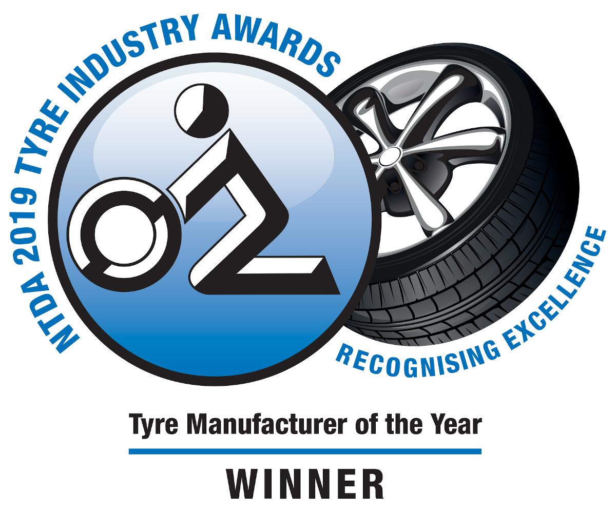 Η YOKOHAMA κέρδισε το βραβείο NTDA Tyre Manufacturer of the Year 2019