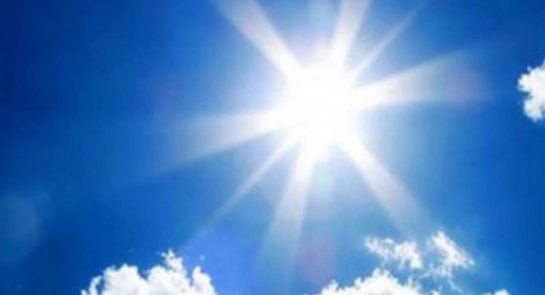 Άνοδος της θερμοκρασίας – Τους 30 βαθμούς θα φτάσει ο υδράργυρος