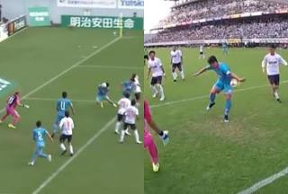 Σκόραρε με το χέρι και το γκολ μέτρησε κανονικά!