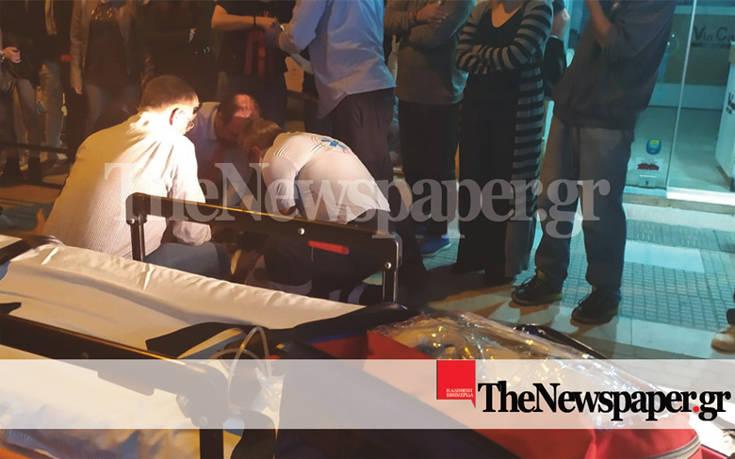 Βουλευτής της ΝΔ έδωσε τις πρώτες βοήθειες σε γυναίκα που υπέστη ανακοπή