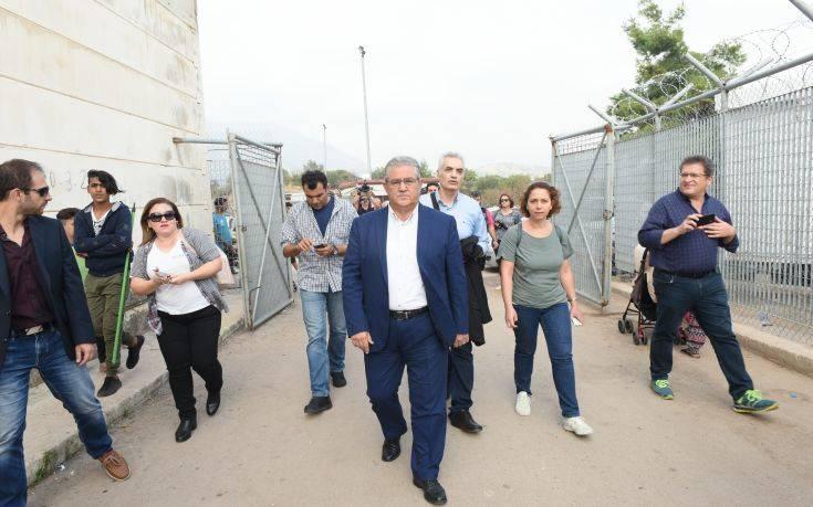 Κουτσούμπας: Επιβάλλεται να υλοποιηθεί η πρόταση του ΚΚΕ για πρόσφυγες και μετανάστες
