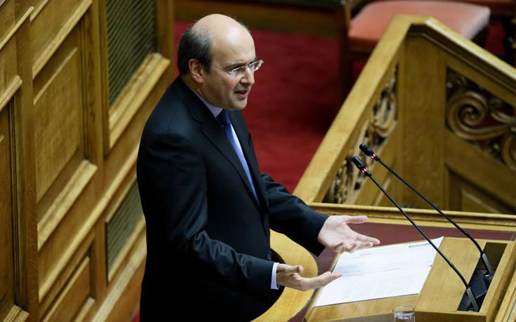 Χατζηδάκης: Το νομοσχέδιο για την αποκρατικοποίηση της ΔΕΠΑ θα κατατεθεί στα τέλη Οκτωβρίου