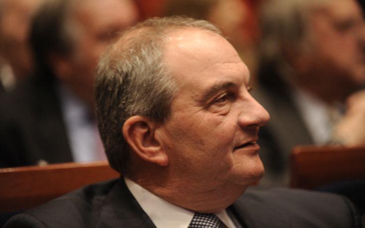 Έτοιμος να μιλήσει και στη Βουλή εμφανίζεται ο Κώστας Καραμανλής