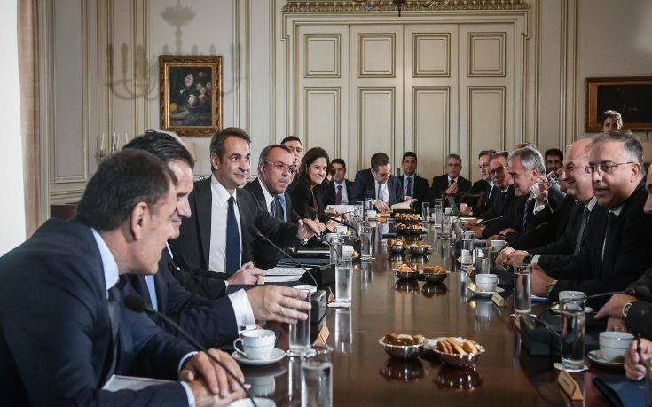 Υπουργικό συμβούλιο: Τι ζήτησε ο Κυριάκος Μητσοτάκης από τους υπουργούς