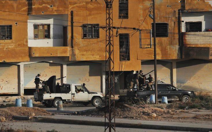 Συρία: Οι Κούρδοι κατέφυγαν στον Άσαντ, Μέρκελ και Μακρόν πιέζουν την Άγκυρα