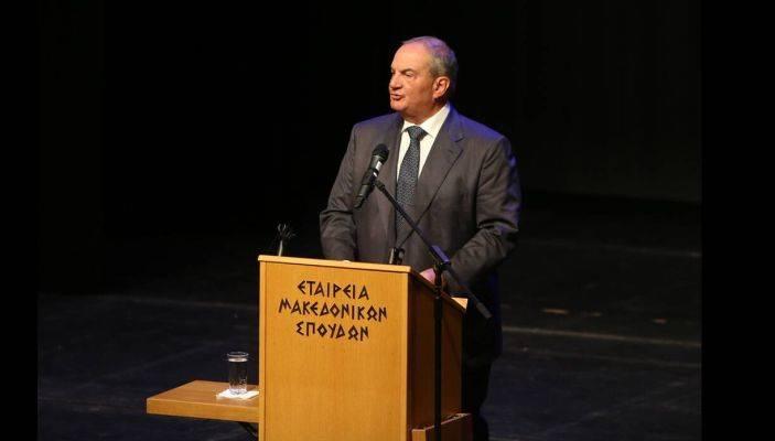Καραμανλής σε Παυλόπουλο: «Πολύπλευρη η προσφορά σας στον τόπο ειδικά σε εθνικά κρίσιμες περιστάσεις»