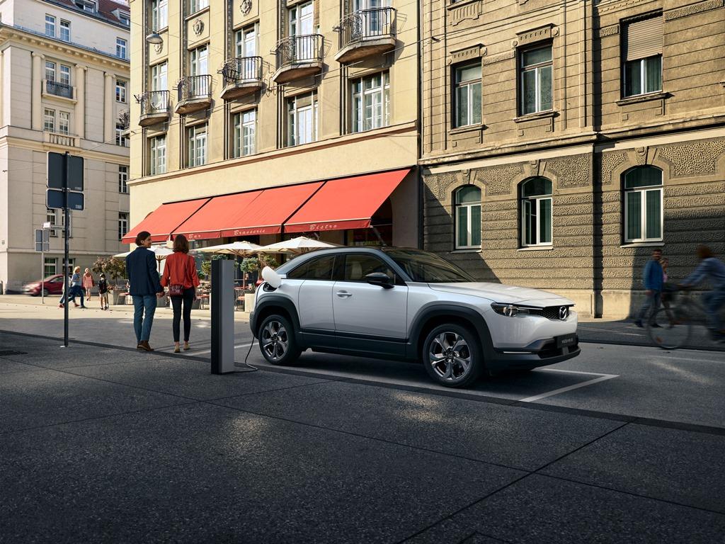 Mazda MX-30 : Ηλεκτρικό αυτοκίνητο αποκλειστικά για το περιβάλλον και τον οδηγό