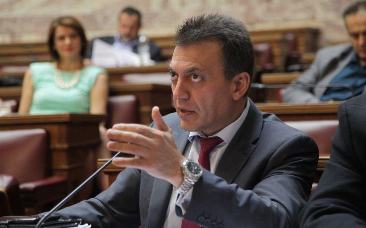 Βρούτσης: Η κυβέρνηση ΣΥΡΙΖΑ άφησε χωρίς εκπροσώπηση του εργαζόμενους