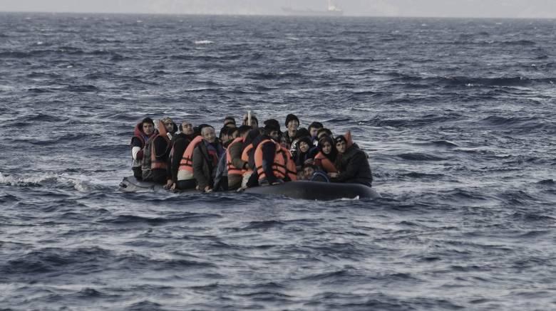 Πέντε βάρκες με 191 μετανάστες έφτασαν την Πέμπτη στη Λέσβο