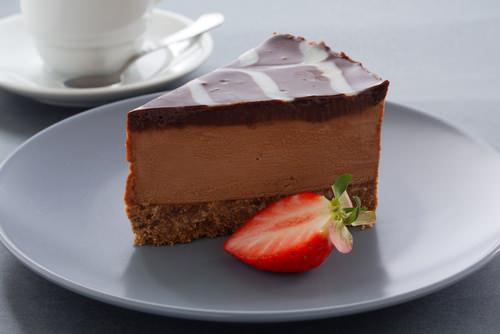 Cheesecake σοκολάτας