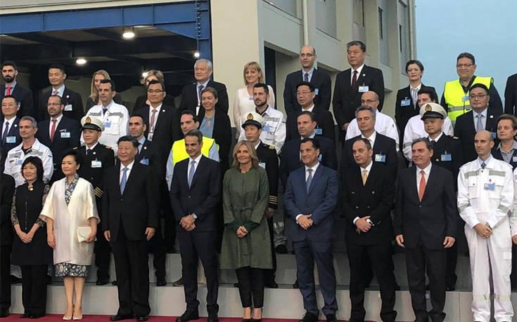 Πλακιωτάκης: Ακόμη στενότερες σχέσεις μεταξύ Ελλάδας και Κίνας