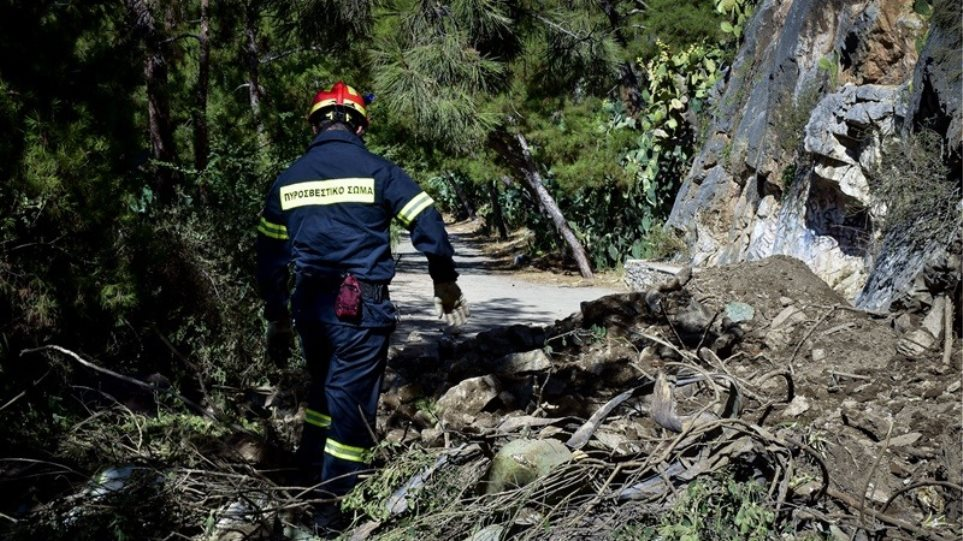 Αίσιο τέλος στην Εύβοια: Βρέθηκαν οι δύο γυναίκες που είχαν βγει να μαζέψουν μανιτάρια