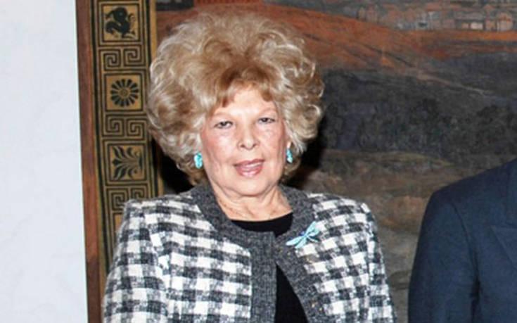 Πέθανε η πρώην βουλευτής της ΝΔ Φρόσω Σπεντζάρη