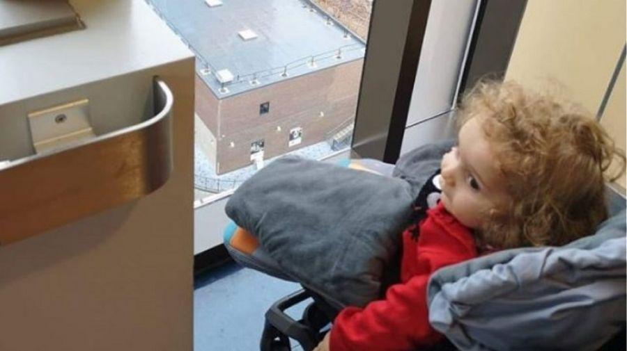 Παναγιώτης-Ραφαήλ: Την Πέμπτη ξεκινά τη θεραπεία του στη Βοστόνη