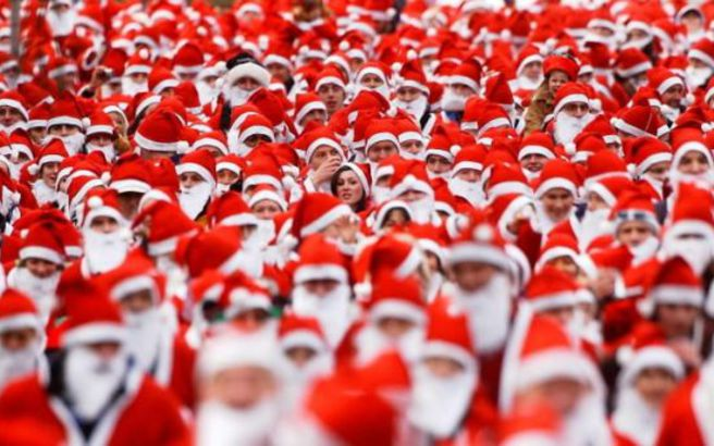 Χωρίς Santa Run θα μείνουν εφέτος τα Χανιά