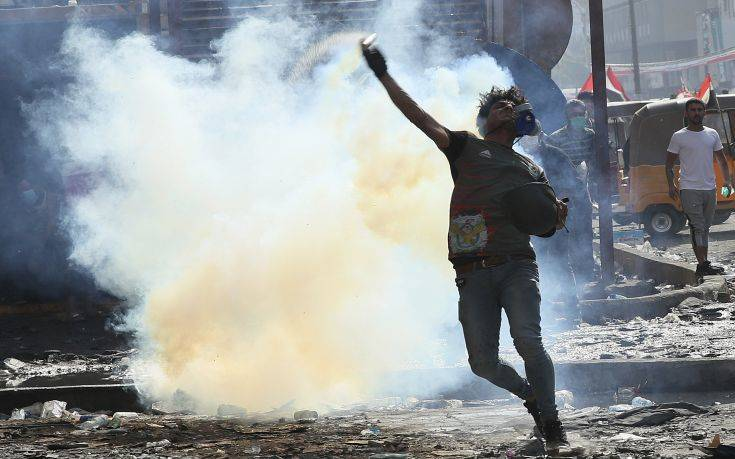 Ιράκ: Δύο νεκροί και 12 τραυματίες έπειτα από έκρηξη αυτοσχέδιας βόμβας