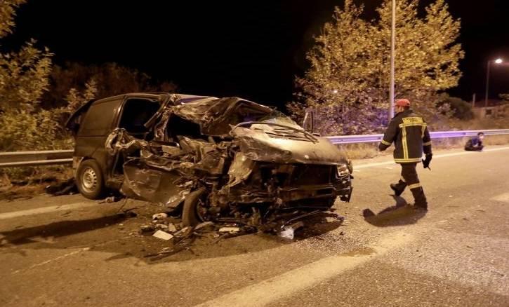 Ένας νεκρός σε τροχαίο στην Ε.Ο. Θεσσαλονίκης – Πέλλας