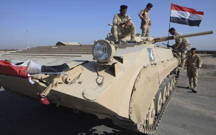 Η Αστυνομία άνοιξε πυρ σε συγκέντρωση στο Ιράκ