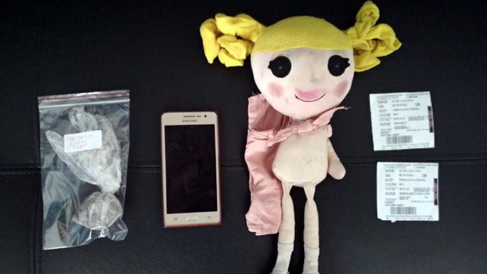 Κάλυμνος: Επιβάτης πλοίου έκρυβε ναρκωτικά σε κούκλα