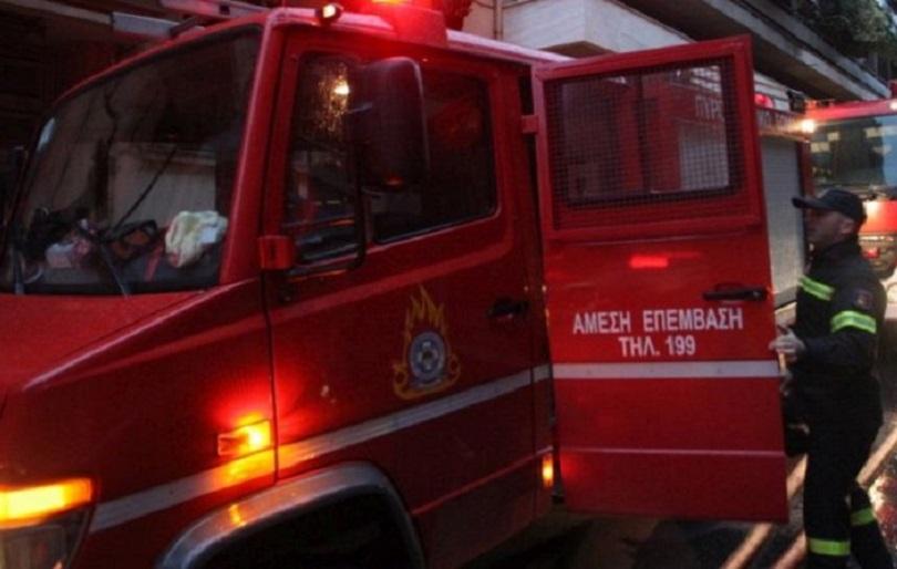 Φθιώτιδα: Φωτιά σε σπίτι ηλικιωμένης από αναμμένο καντήλι