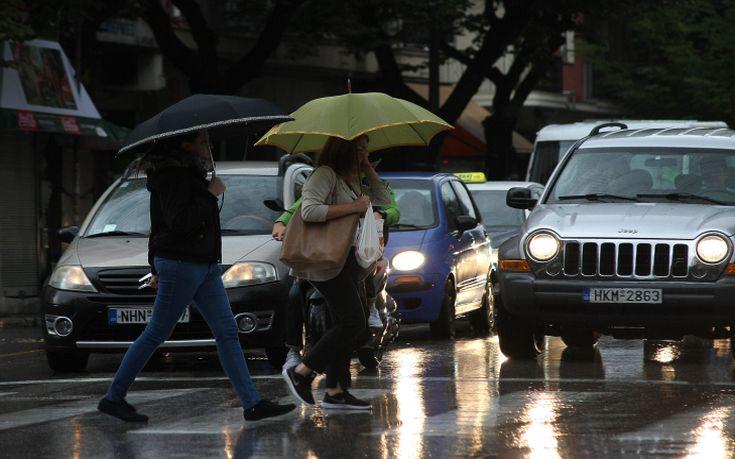 Άστατος ο καιρός το Σάββατο, βροχές σχεδόν σε όλη τη χώρα