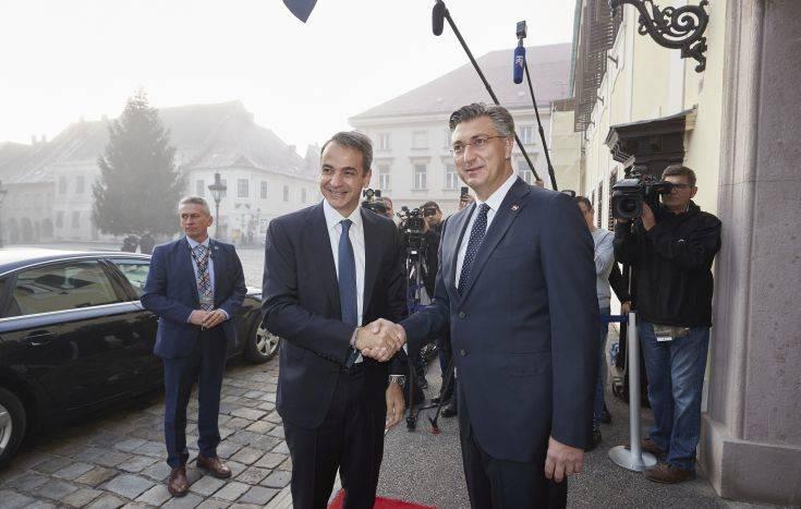 Κυριάκος Μητσοτάκης: Η Ελλάδα μπήκε στον δρόμο της βιώσιμης ανάπτυξης
