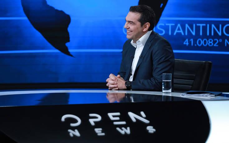 Αλέξης Τσίπρας: Deutsche Welle στην… Κατοχή, «μαραθώνιος» το Πολυτεχνείο και «Αρσακειάδες» για τη Novartis