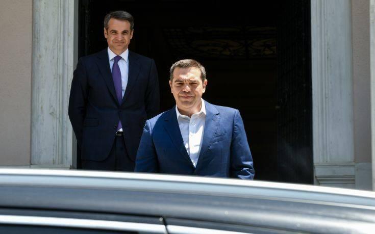 Η μεγαλύτερη διαφορά ΝΔ – ΣΥΡΙΖΑ σύμφωνα με νέα δημοσκόπηση