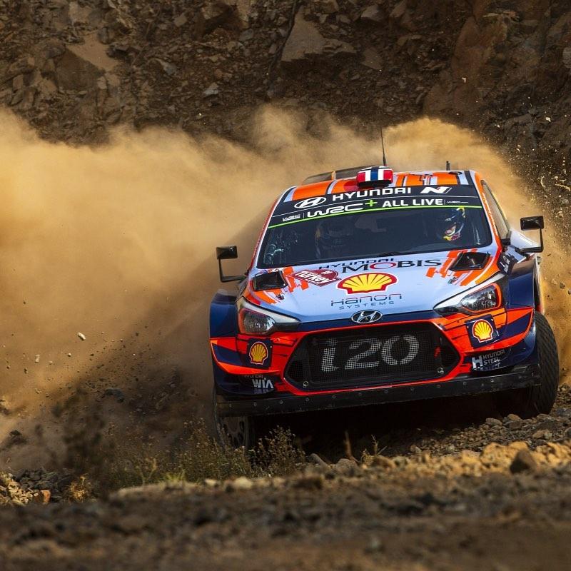 WRC,ράλι Αυστραλίας:Ο αγώνας ακυρώθηκε,πρωταθλήτρια η Hyundai
