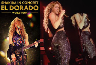 Shakira In Concert: El Dorado World Tour, Πρεμιέρα: Νοέμβριος 2019 (trailer)