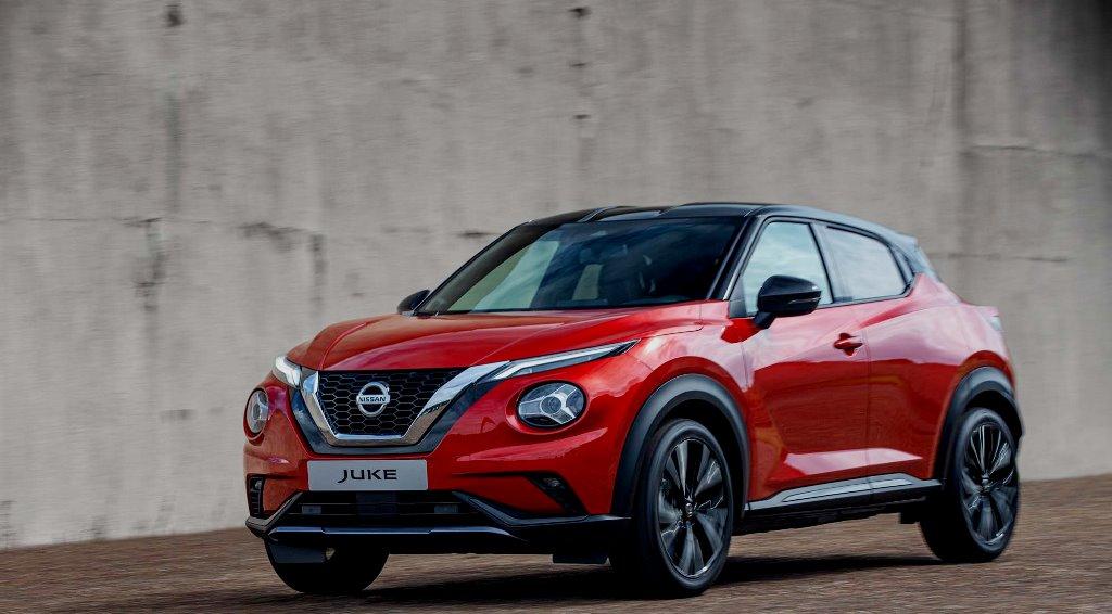 Με τιμή εκκίνησης στα 17.900 ευρώ το ολοκαίνουργιο Nissan JUKE