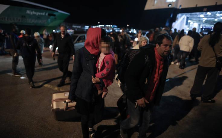 Εκατοντάδες αφίξεις μεταναστών σε Σάμο, Κω, Μεγίστη, Χίο, Λέσβο και Αλεξανδρούπολη