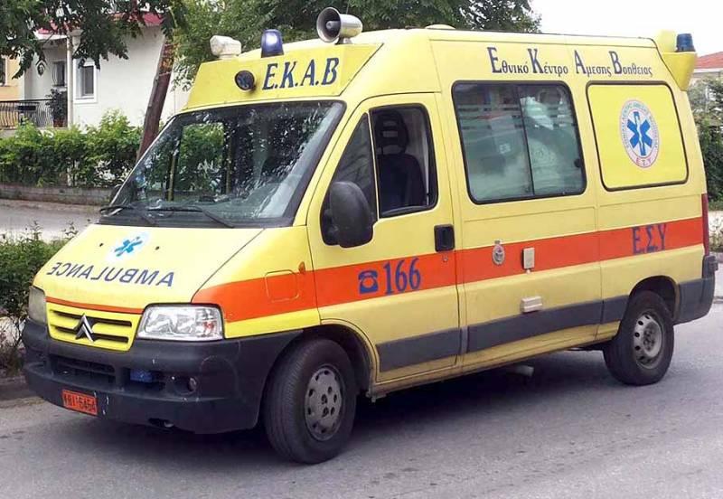 Πάτρα: Ηλικιωμένη έπεσε από τις σκάλες και βρέθηκε νεκρή στο σπίτι της