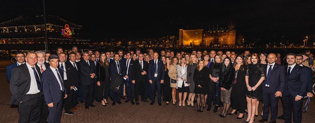 Στο Άμστερνταμ το ετήσιο πανελλήνιο συνέδριο δικτύου διανομέων Peugeot