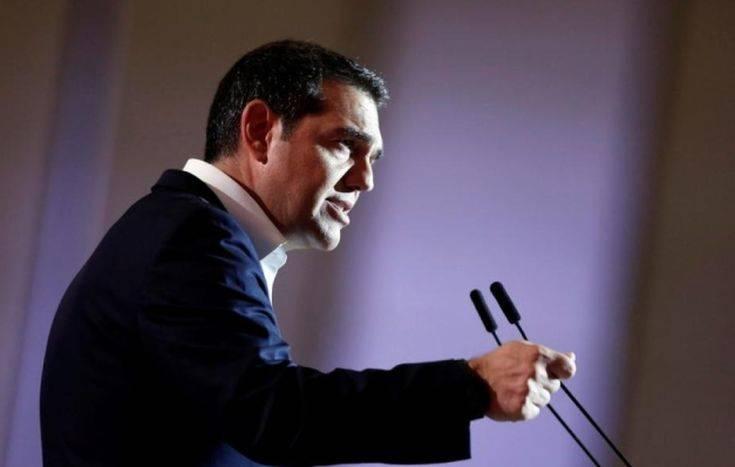 Τσίπρας: Να χτίσουμε μαζί τον ΣΥΡΙΖΑ της νέας εποχής