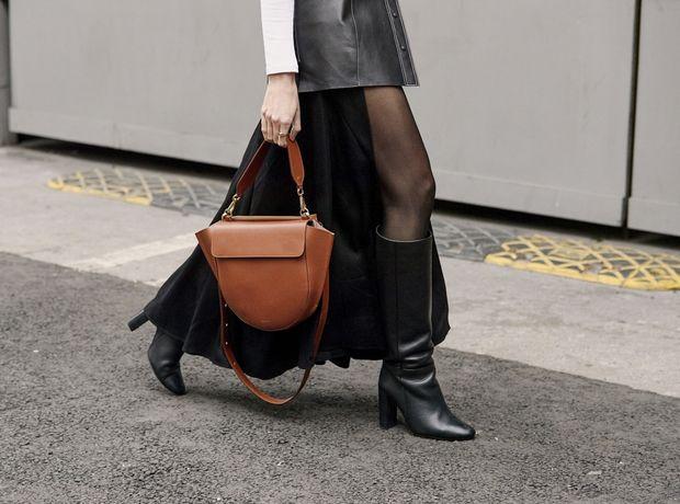 Μαύρες μπότες: 5 ζευγάρια που μπορείς να φοράς κάθε μέρα
