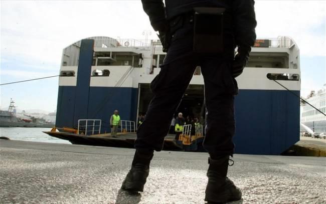Άνδρας βρέθηκε κρεμασμένος στο λιμάνι του Πειραιά