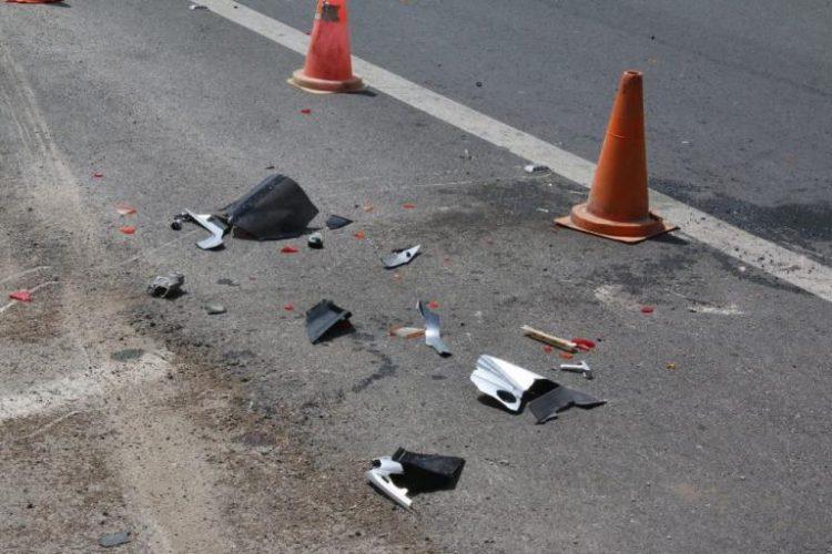 Σοβαρό τροχαίο με μηχανές στη Θεσσαλονίκη – Τρεις τραυματίες