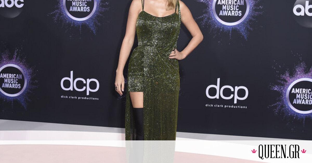 American Music Awards 2019: Οι καλύτερες red carpet εμφανίσεις