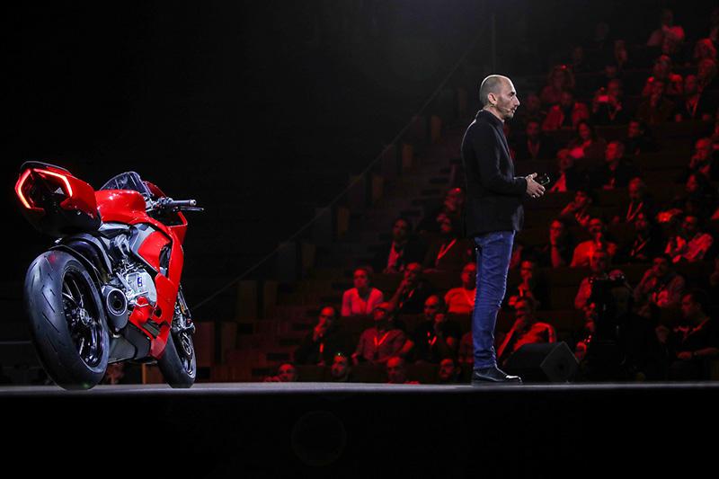 Ducati World Première 2020
