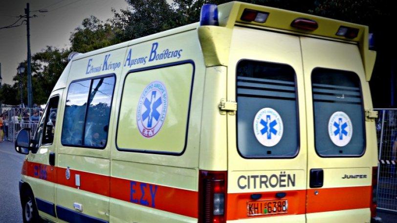 Ηράκλειο: Δύο τραυματίες κατά τη διάρκεια εργασιών σε νυχτερινό κέντρο