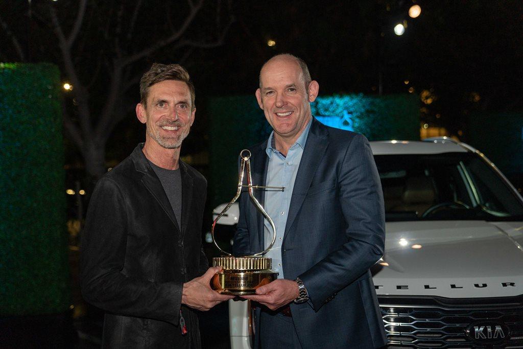 To Kia Telluride είναι το SUV της χρονιάς 2020 του MotorTrend
