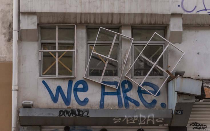 Προθεσμία 15 ημερών δίνει ο Χρυσοχοΐδης στους καταληψίες να εκκενώσουν τα κτίρια