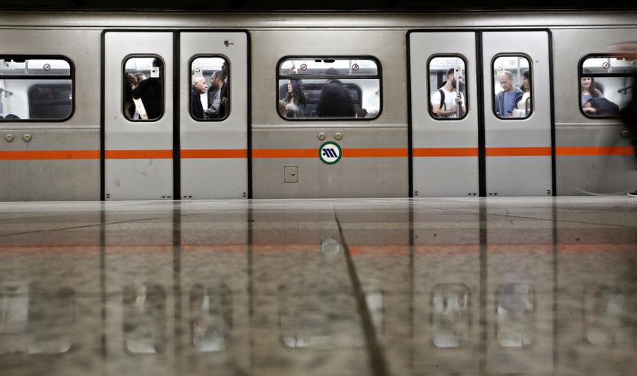 Στάσεις εργασίας στο Μετρό στις 28 και 29 Νοεμβρίου