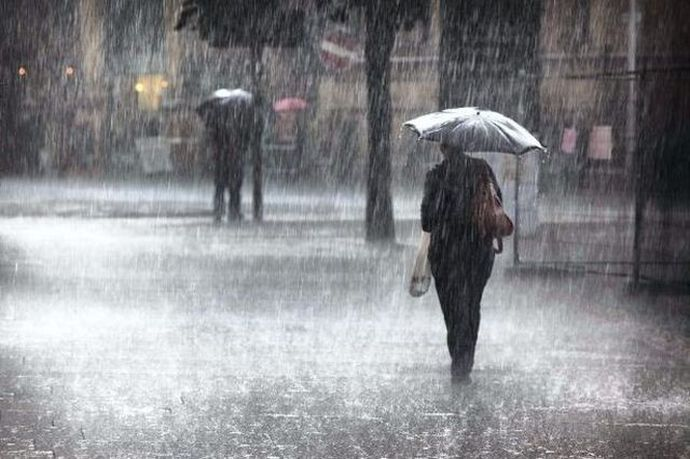 Έκτακτο δελτίο καιρού: Έρχονται βροχές και καταιγίδες από το βράδυ του Σαββάτου